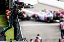 F1 World Championship points standings after Belgian GP