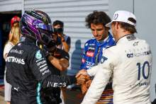 Hamilton: Gasly deserves first F1 win after Red Bull treatment