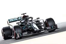 F1 GP Rusia 2020: Starting Grid Lengkap Setelah Penalti