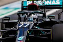 Mercedes hope Bottas can avoid F1 grid penalty after power unit failure