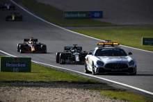 """Mercedes menggunakan DAS """"lebih dari sebelumnya"""" di F1 GP Eifel dingin"""