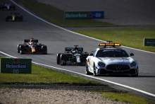 """Mercedes used DAS """"more than ever"""" in cold F1 Eifel GP"""