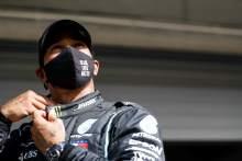 Juara dunia F1 Lewis Hamilton menyetujui kontrak baru Mercedes untuk 2021