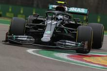 "Mercedes reveal Bottas' ""really big"" performance loss at Imola F1 race"