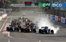 10 things we learned from F1's Azerbaijan Grand Prix