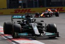 """Red Bull """"clearly"""" faster than Mercedes - Hamilton"""
