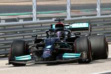 """Hamilton feels Mercedes """"lost ground"""" to Red Bull in FP2 for F1's US GP"""
