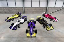 Seri W untuk debut mobil F3 baru dalam tes pemilihan pengemudi