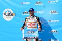 Austin Dillon claims ACS pole after no one makes a time