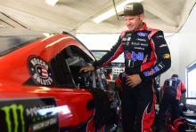 """在Daytona的""""大一个""""之后,克林特鲍伯沮丧与奥斯汀狄龙"""