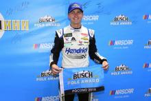 William Byron takes Sonoma opening stage with ease