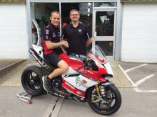 Tommy Bridewell, Moto Rapido Ducati,
