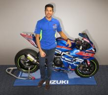 Gino Rea turns to BSB with OMG Racing Suzuki