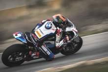 Sykes, Van Der Mark, Folger complete three days of testing at Jerez