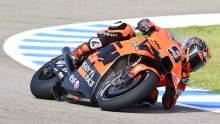 MotoGP Spanyol: Petrucci Khawatirkan Feeling dengan Ban Baru