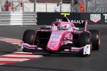 F2 Monaco - Hasil Sprint Race