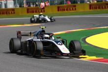 de Vries bags Spa pole as Latifi gets caught out by red flag