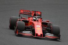 Vettel takes fifth Suzuka pole in windy Japan qualifying