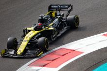 F1 Abu Dhabi Post-Season Test - Day 2 Results