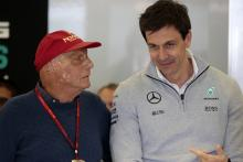 Lauda passing leaves a void in F1 – Wolff