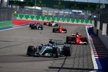 When is the F1 Russian GP and how can I watch it?