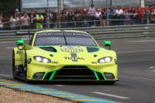 Aston Martin memangkas line-up WEC untuk balapan '18