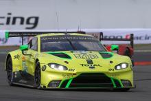 Lynn terkejut dengan kemajuan Aston Martin WEC dengan mobil barunya