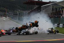 F1's top 10 defining moments of the decade