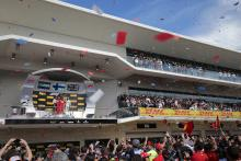 Get ready for stunning F1 action at COTA!
