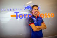 Albon picks 23 as permanent F1 number