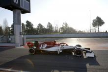 Barcelona F1 Test 1 Times - Monday 5PM
