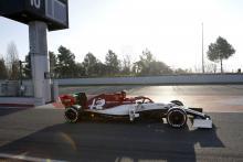Barcelona F1 Test 1 Times - Monday 5PM