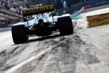 Tes F1 Barcelona 1 Kali - Selasa jam 4 sore