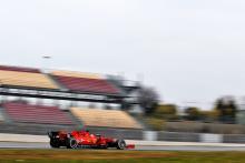 Tes F1 Barcelona 1 Kali - Rabu 12PM