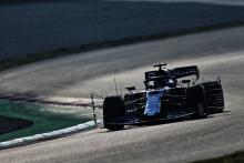 Barcelona F1 Test 1 Times - Thursday 1PM