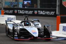 Buemi dominates to pole in New York Formula E opener