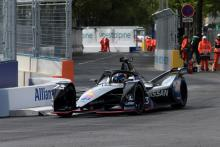 Formula E New York E-Prix (Race 1) - Race Results