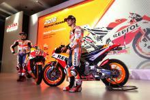 Repsol Honda holds team launch in Jakarta