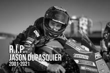 Crash.net MotoGP podcast with Keith Huewen: Dupasquier tribute, Mugello review