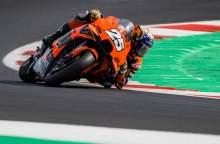 'Incredible' first MotoGP laps for Remy Gardner, Raul Fernandez