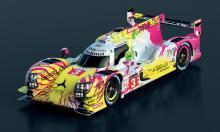 Rebellion Racing reveals art car liveries for Le Mans