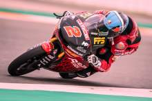 Gabriel Rodrigo Sedang Dalam Momentum Jelang Moto3 2021