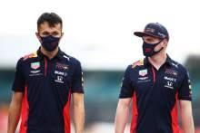 Button: Verstappen 'annihilating' F1 teammates like Senna