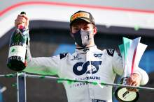 The top 10 F1 drivers of the 2020 season: 6 - PIERRE GASLY