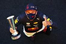 """Podium F1 akan memberikan dorongan kepercayaan diri Albon yang """"terlalu bagus"""" - Horner"""