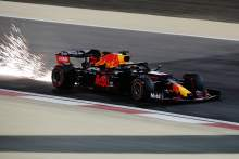 Verstappen two-tenths clear of Bottas in final practice for F1 Sakhir GP