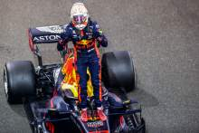 The top 10 F1 drivers of the 2020 season: 2 - MAX VERSTAPPEN
