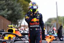 How Perez recovered to inflict a rare F1 defeat on Verstappen