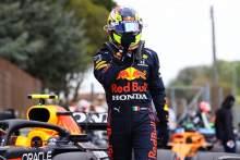 Bagaimana Sergio Perez Kalahkan Max Verstappen di Kualifikasi Imola?