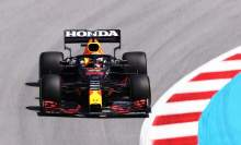 Verstappen fastest from Hamilton as Red Bull unleashes pace in FP3